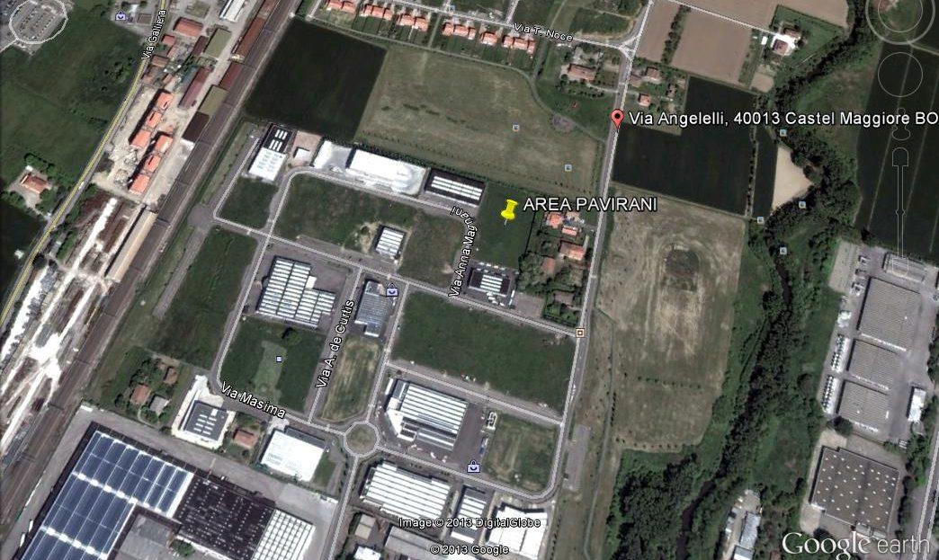 Terreno Industriale, Castel Maggiore